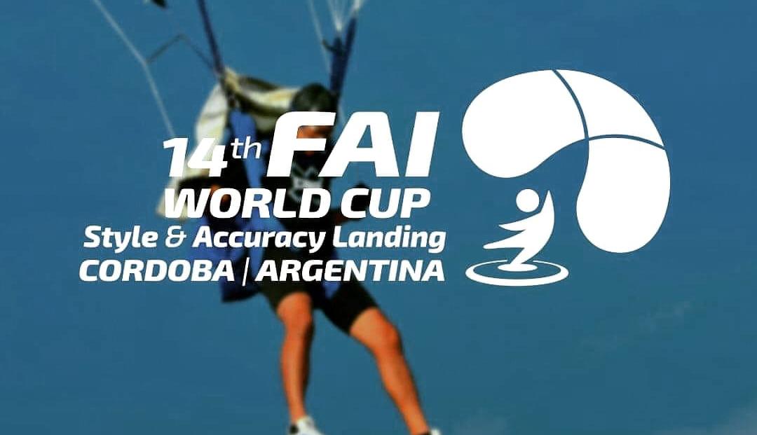 Llega el Mundial de Paracaidismo a Córdoba