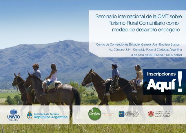 Se realizará en Córdoba un nuevo seminario internacional de la OMT