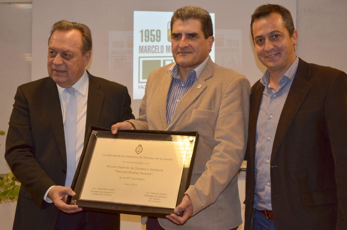 """""""La Montes Pacheco"""" celebró su 60 aniversario reuniendo a los referentes del sector"""