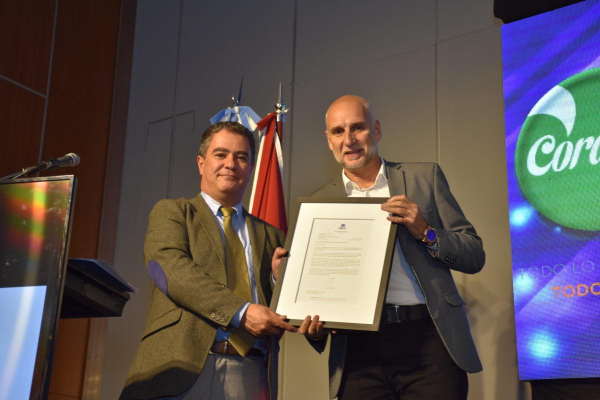 Córdoba recibió la certificación internacional de la OMT