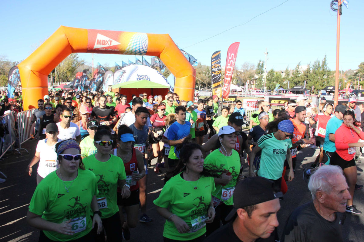 Carlos Paz: Más de 2000 deportistas participaron en los eventos deportivos del finde