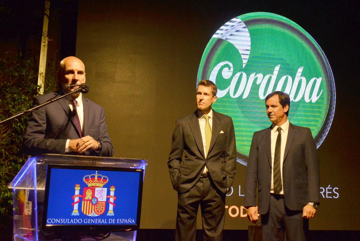 España celebró en su consulado el Día de la Hispanidad