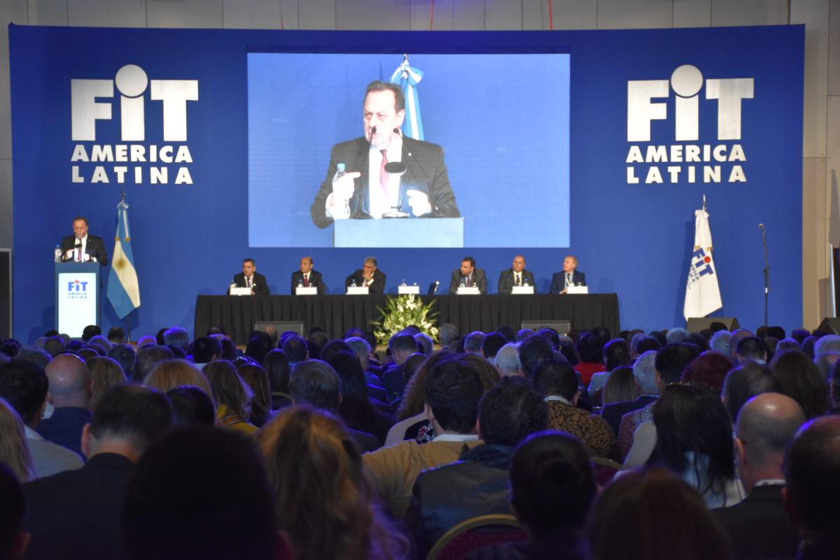 Arrancó la Feria Internacional de Turismo con la participación de 52 países