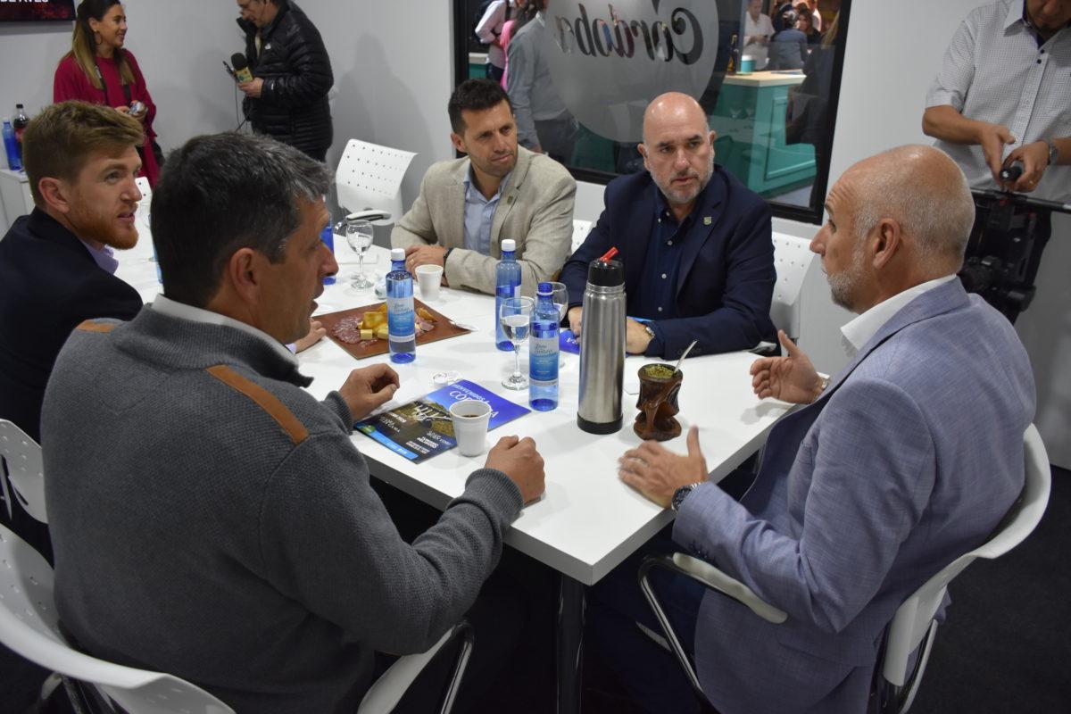 Se firmó el primer convenio de promoción turística del Golf en Córdoba
