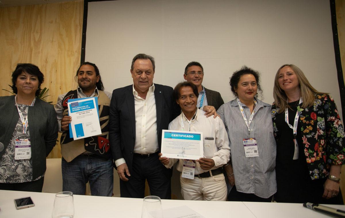 Santos anunció la ampliación del Fondo para el Desarrollo Turístico