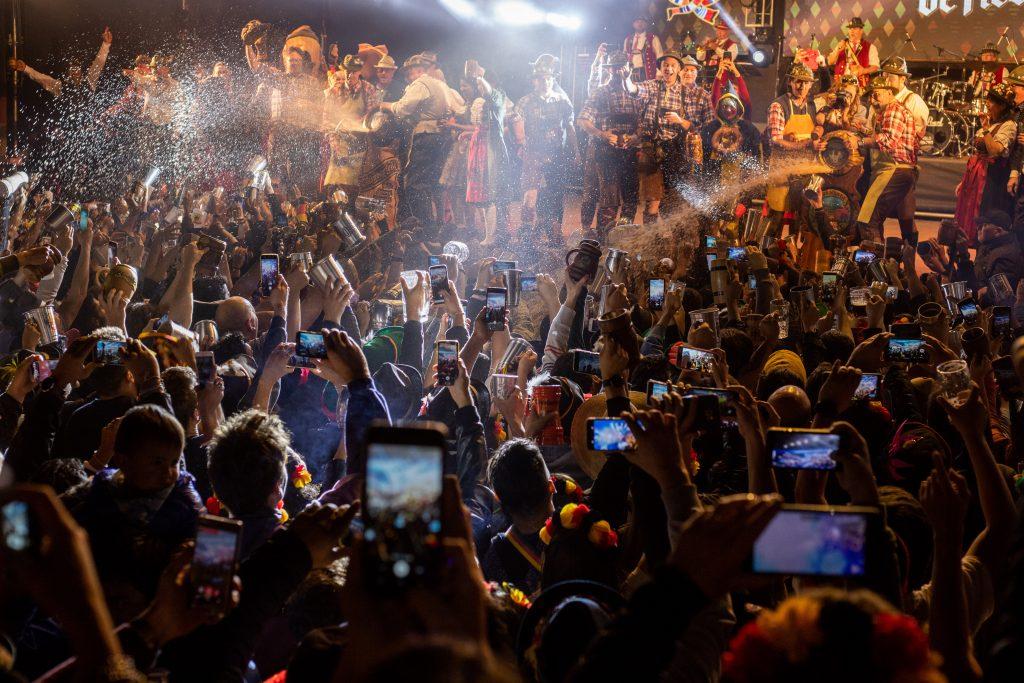 Oktoberfest 2019: La Fiesta Nacional de la Cerveza brilló durante el primer fin de semana