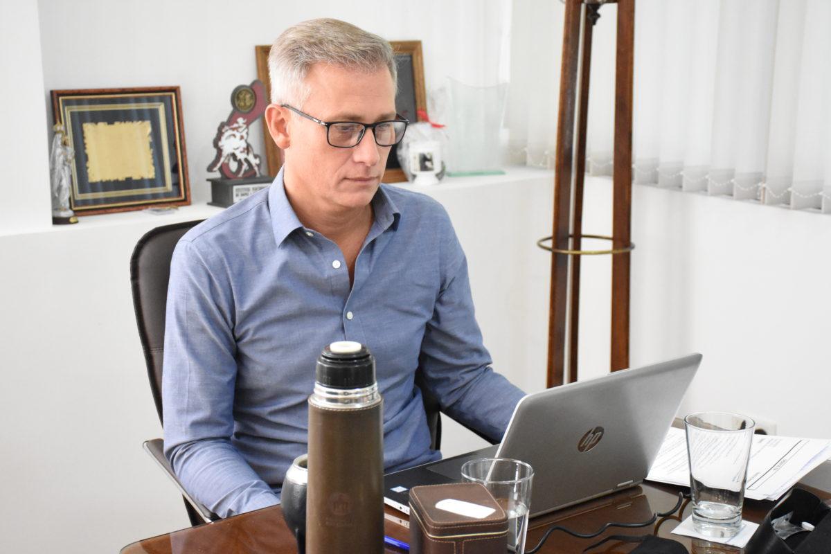 Esteban Avilés amplió detalles del plan de ayuda al turismo