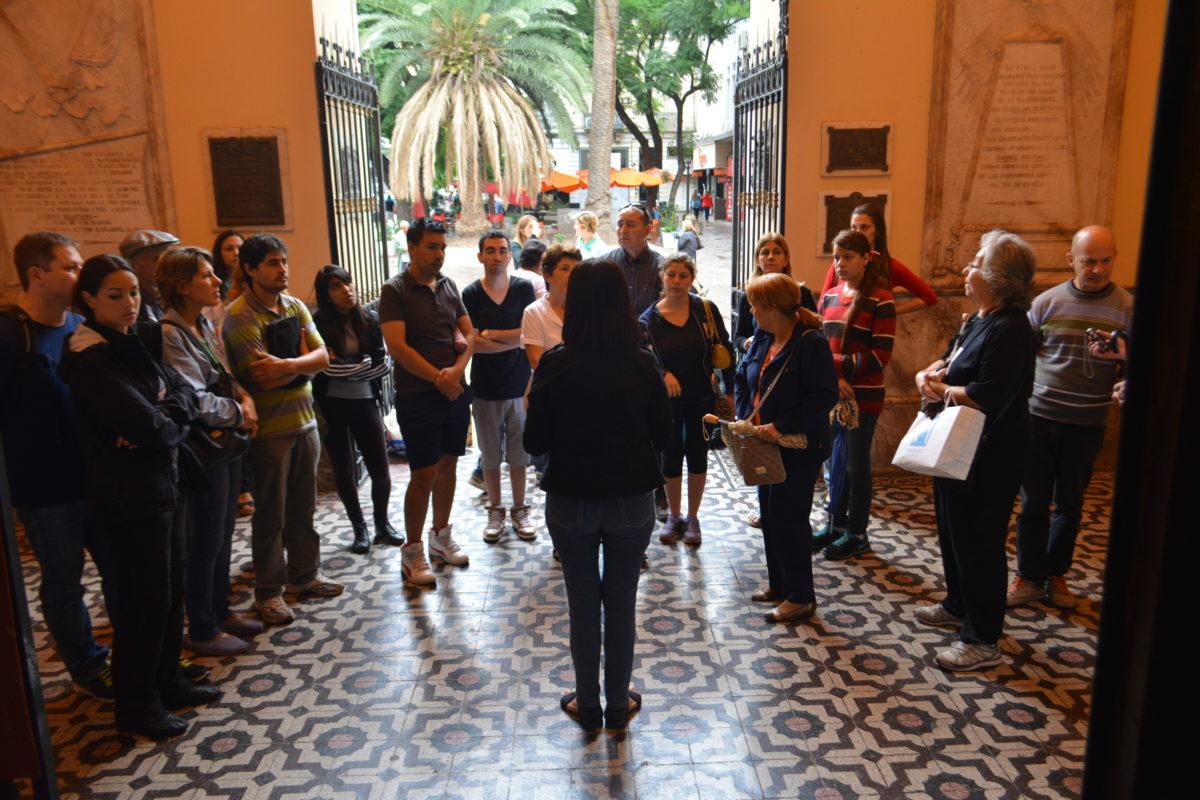 Córdoba Ciudad: Abre la convocatoria para formar parte del Registro de Guías Profesionales de Turismo