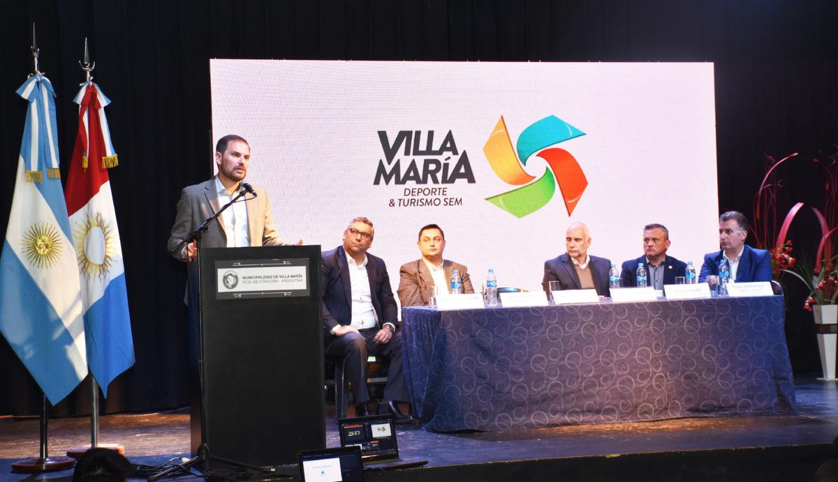 Villa María aportó grandes eventos para ratificar el liderazgo de Córdoba en turismo de reuniones