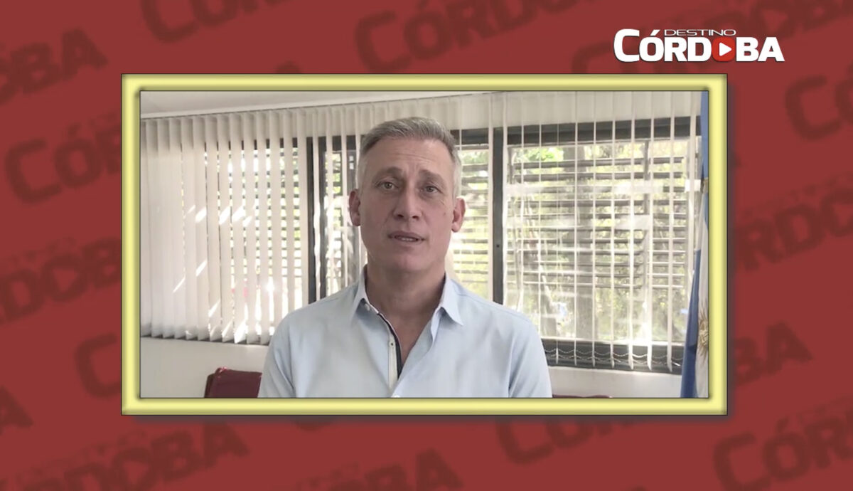 """Entrevista a Esteban Avilés: """"Depende de nosotros continuar flexibilizando actividades"""""""