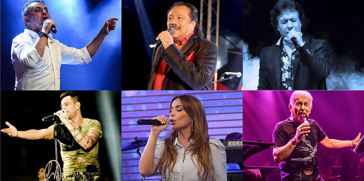 """Llega """"Homenaje al Cuarteto"""" con los referentes de nuestro género musical"""