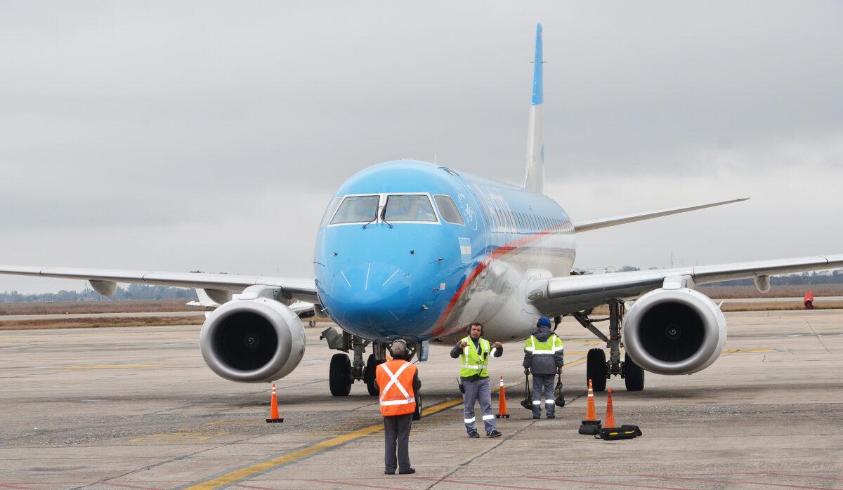 Vuelven los vuelos de cabotaje a Córdoba después de siete meses
