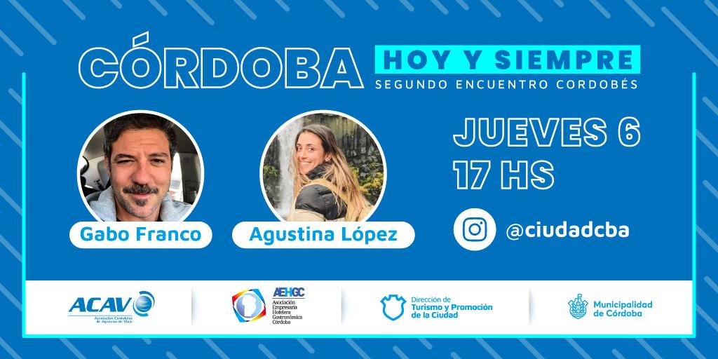 """Ciudad: Continúa el ciclo """"Córdoba, Hoy y Siempre"""""""