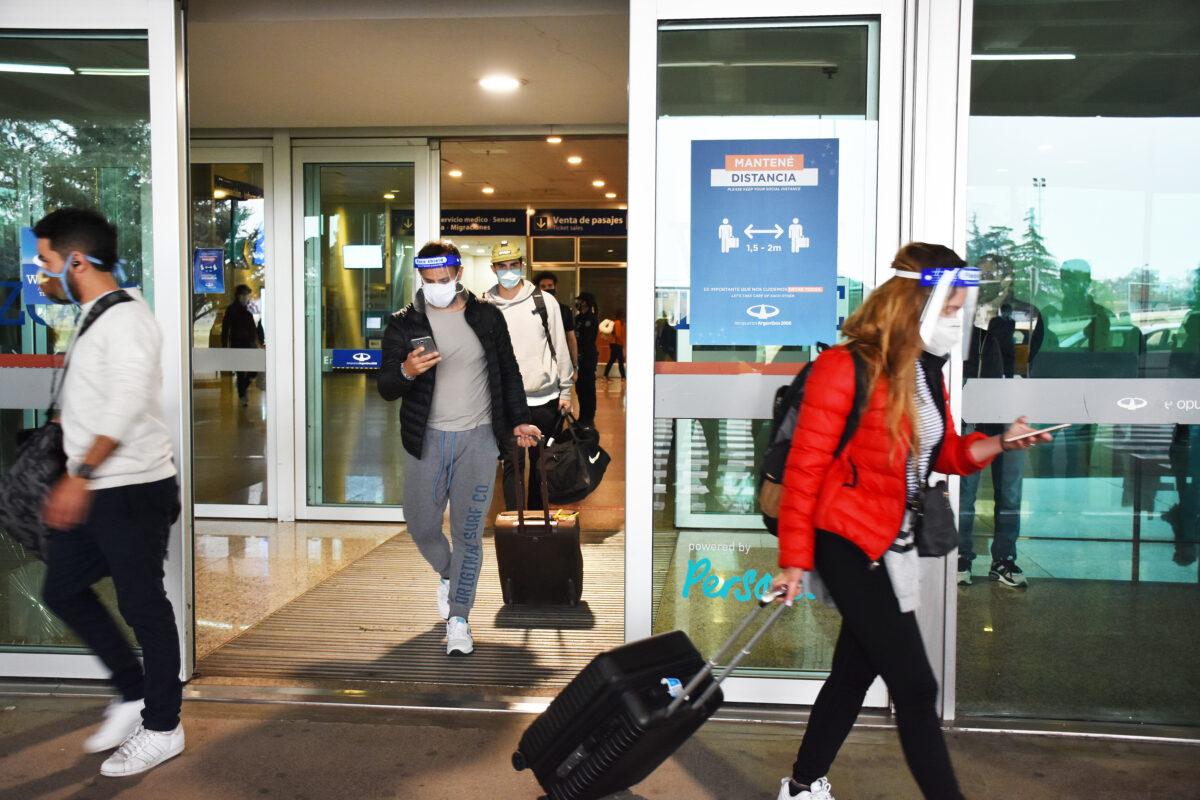Aerolíneas Argentinas suspendió sus vuelos internacionales al Caribe, Río de Janeiro y Bolivia