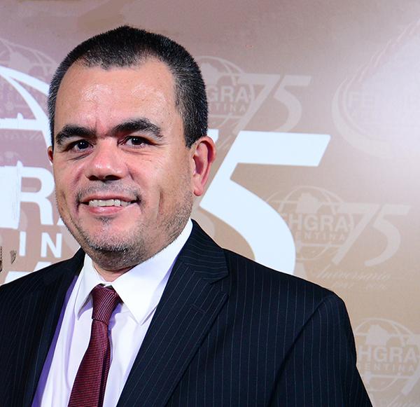 Nadin Argañaraz disertó en el Ciclo de Encuentros virtuales organizado por FEHGRA