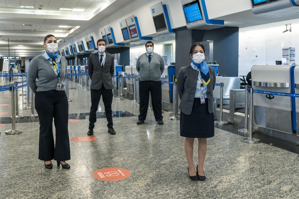 Aerolíneas Argentinas denunciará penalmente a los pasajeros que intenten evadir los controles sanitarios