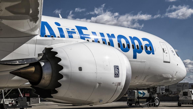 Air Europa anuncia mas frecuencias EZE-MAD-EZE para el resto del año 2020