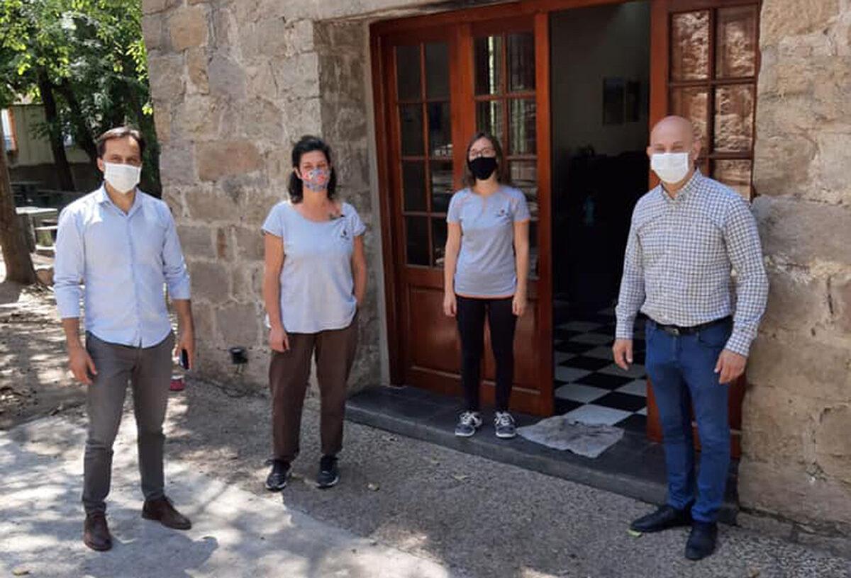 Villa Carlos Paz: El Parque Estancia la Quinta está nuevamente abierto al público