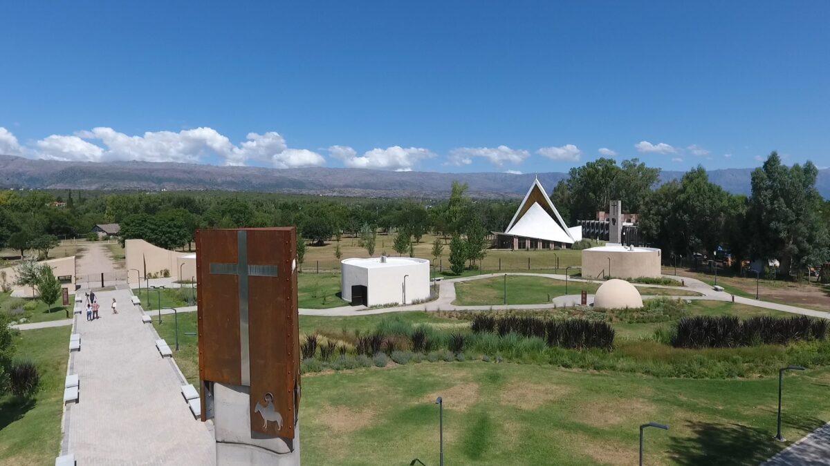 Villa Cura Brochero inaugura el Parque Temático Brochero Santo