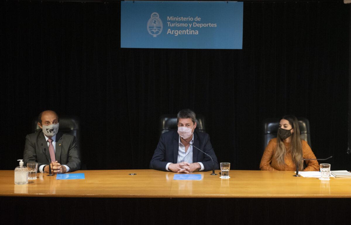 Se presentó el Congreso Internacional de Turismo Argentino 2021