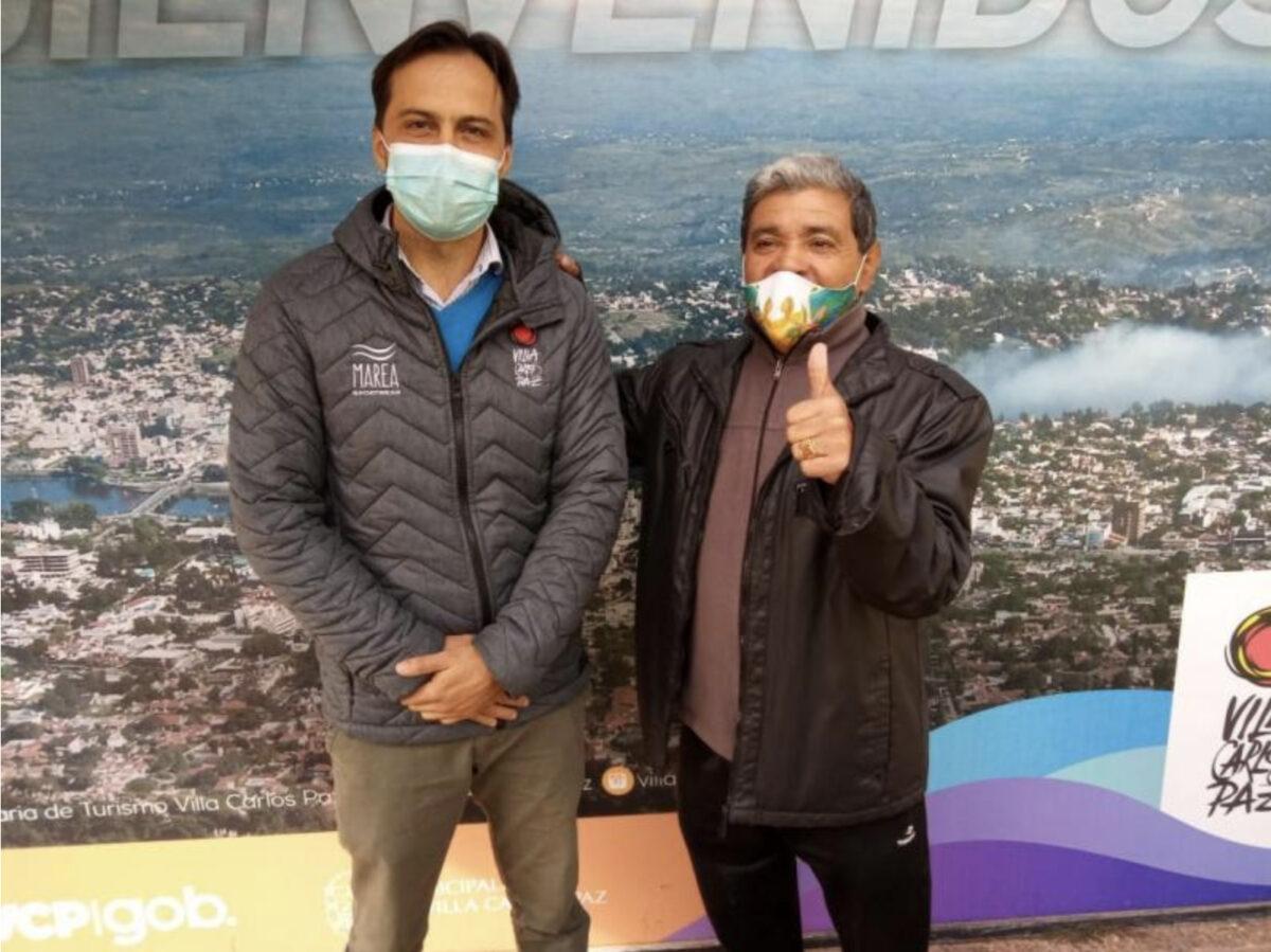 Villa Carlos Paz: Vuelve el boxeo profesional sin presencia de público y con transmisión de TYC Sports