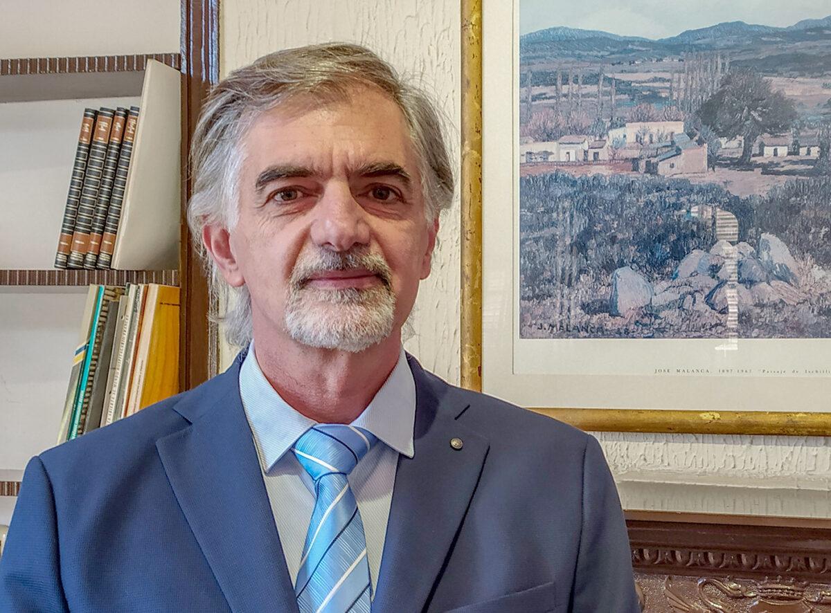 Jorge Chemes es el nuevo presidente de la AHT filial Córdoba. Amengual continúa presidiendo a nivel nacional