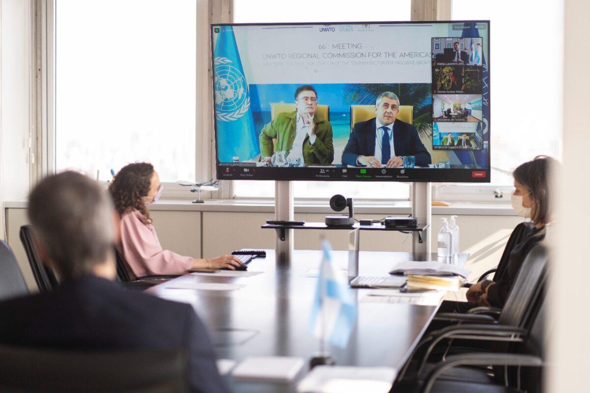 Argentina será miembro del Consejo Ejecutivo de la Organización Mundial del Turismo